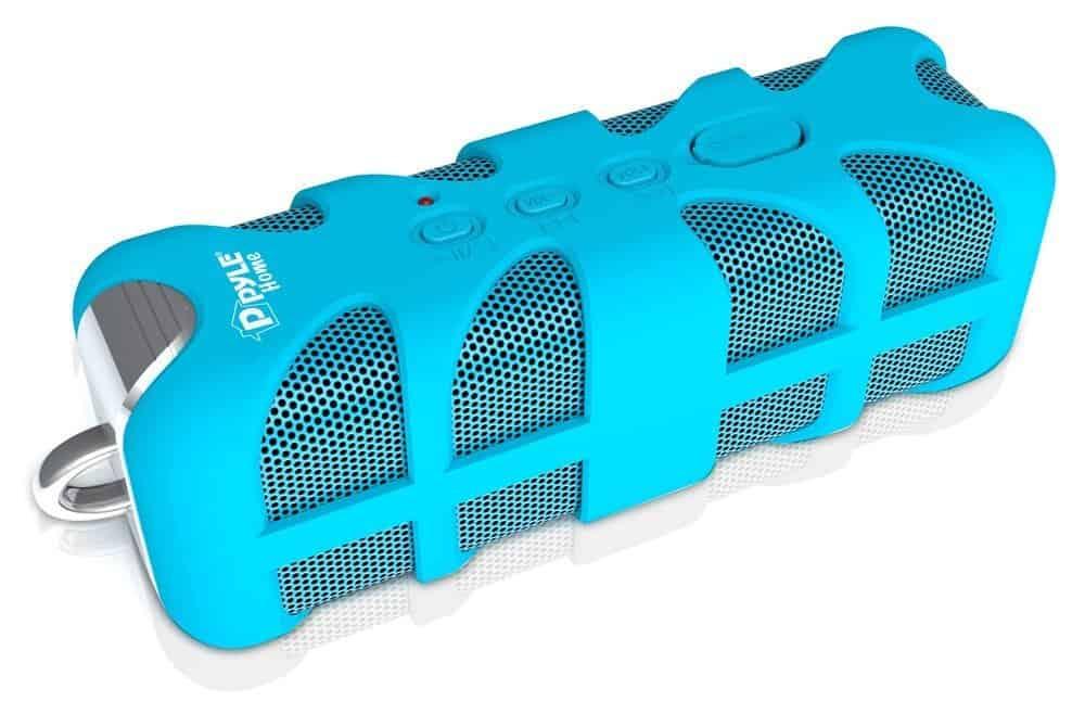 Pyle PWPBT60OR Sound Box Splash Blue
