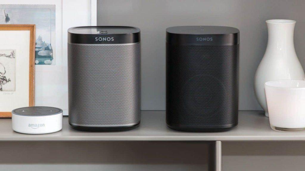 Sonos One vs Play 1
