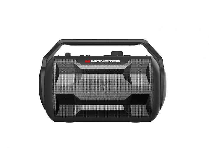 Monster NOMAD Portable Bluetooth Speaker