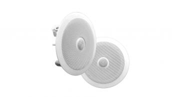 Pyle Pro PDIC60 2-Way In-Wall In-Celing Speakers