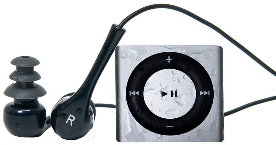 Underwater Audio Waterproof iPod Shuffle