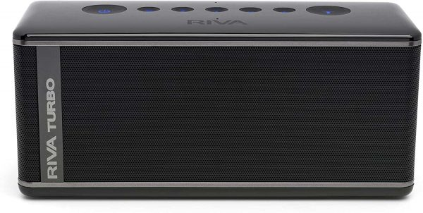 Riva Turbo X Bluetooth Speaker Review 2