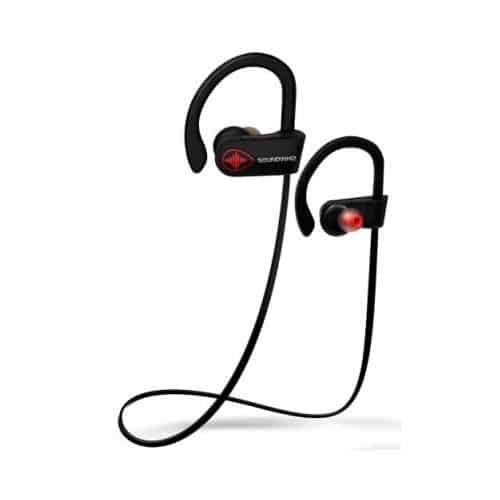 SoundWhiz Noise Cancelling Waterproof Workout Earbuds