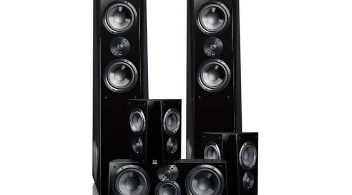 SVS Ultra Tower Surround System