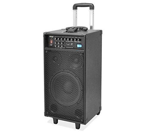 Pyle Pro 800W Portable PA Loudspeaker