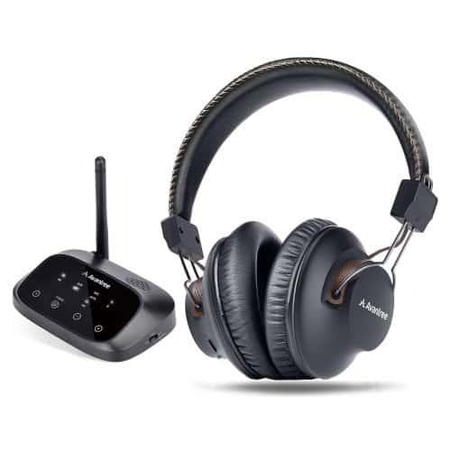 Avantree HT5009 Wireless Headphones for TV