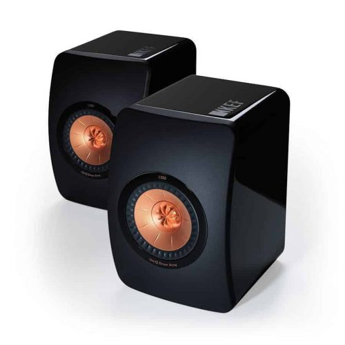 KEF LS50 Passive Monitors