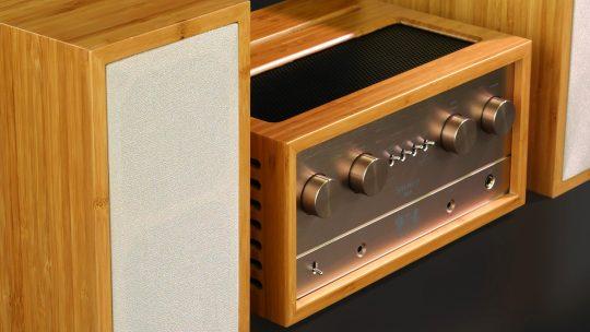 ifi audio stereo retro