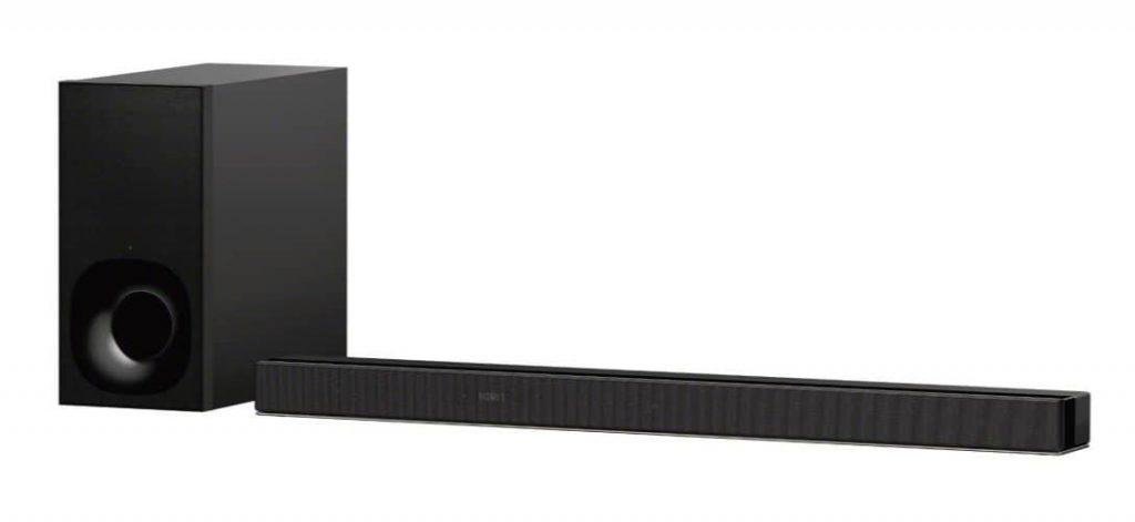 Sony HT-Z9F Soundbar with Wi-Fi