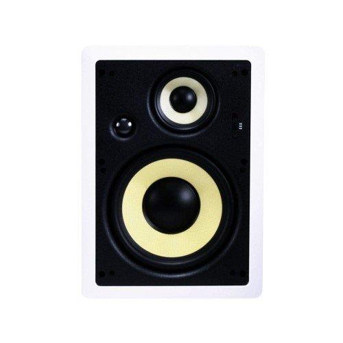 Monoprice 3-Way Fiber In-Wall Speaker