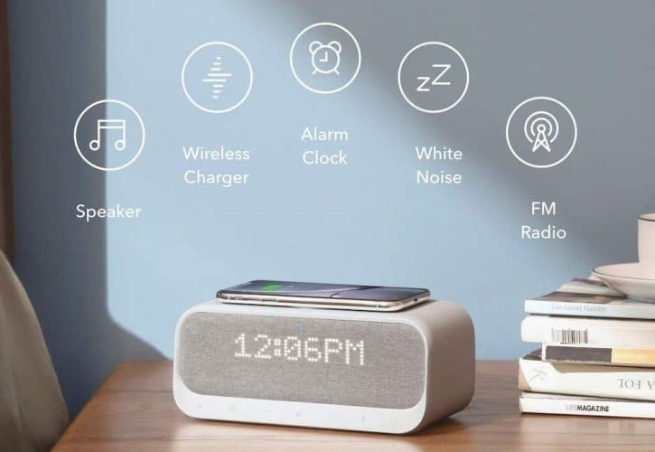 Anker Soundcore Wakey Features