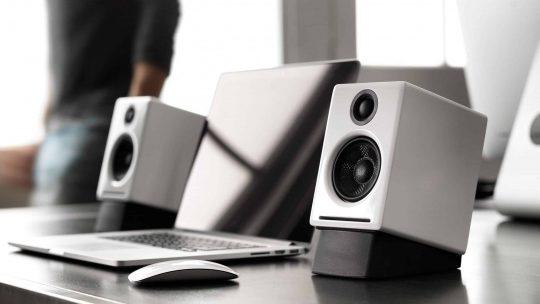 Audioengine A2+ Wireless Speaker System Review - Outeraudio
