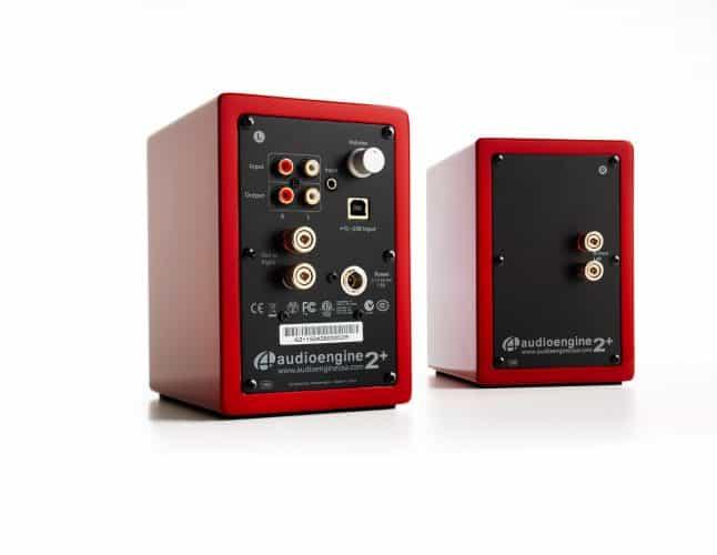 Audioengine A2+ Inputs