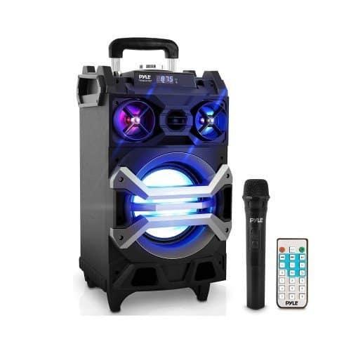 Pyle PWMA325BT Portable Karaoke Speaker System