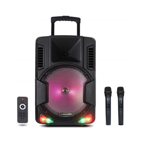 Starqueen Karaoke DJ Speaker