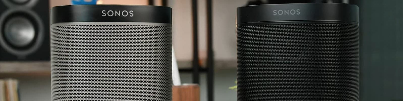 Sonos One vs Play 1 - Which is Best? 1