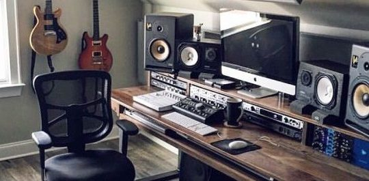 The Best Studio Monitors - Outeraudio