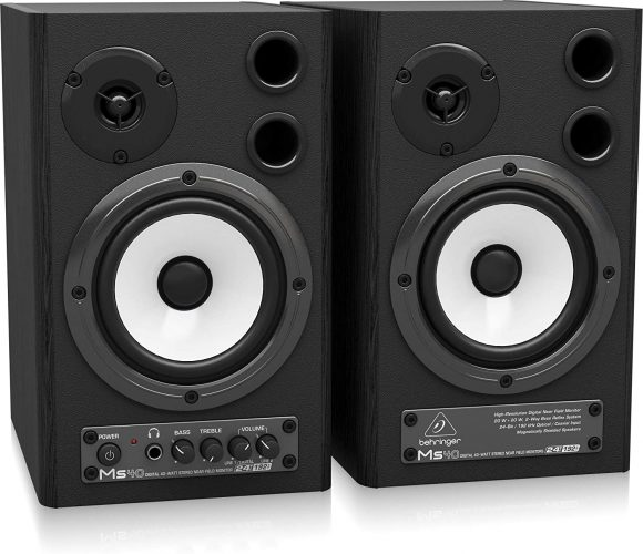 Behringer MS40 Powered Speakers