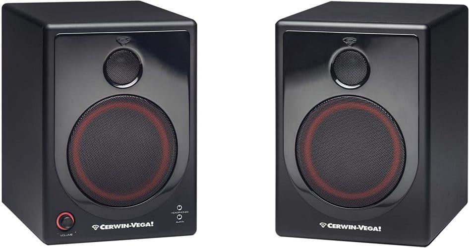 Cerwin Vega XD3 Powered Speakers