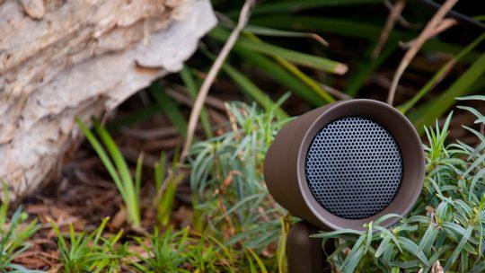 best garden speakers