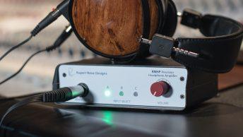 best headphone amp