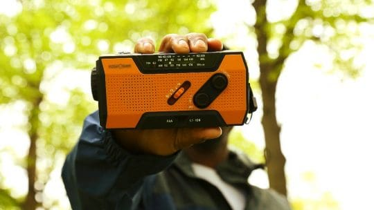 Outdoor Radio