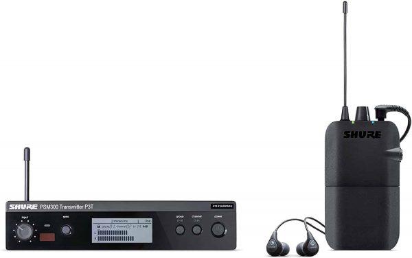 Shure In-Ear Monitor System