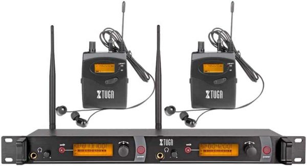 XTUGA Wireless In-Ear Monitor System