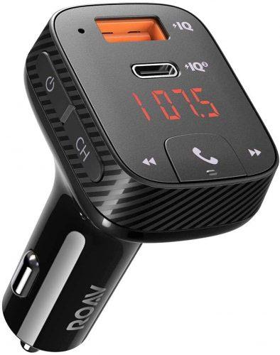 Anker Roav Bluetooth FM Transmitter for Car