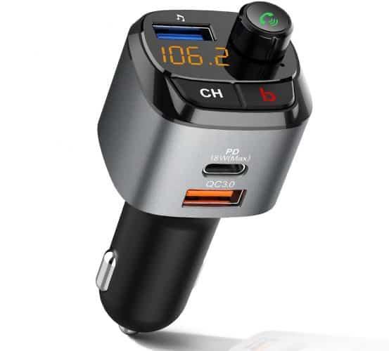 IMDEN C68 Bluetooth FM Transmitter for Car