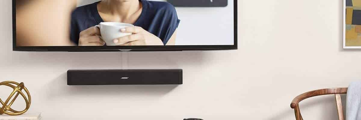 Bose Solo 5 Review - Outeraudio