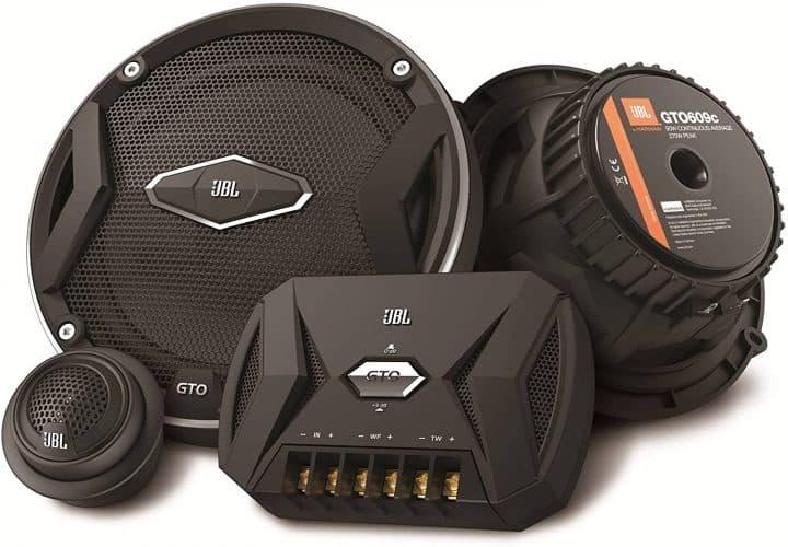 "JBL GTO609C Premium 6.5"" Component Speaker System"