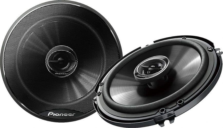 """Pioneer TS-G1620F 6.5"""" Coaxial Speaker Pair"""