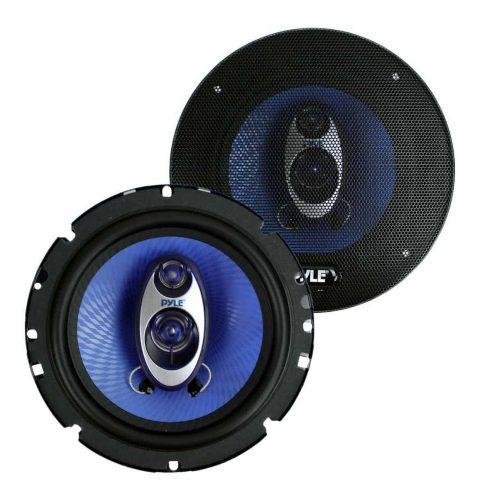 "Pyle 6.5"" 3-Way Component Speaker Pair"