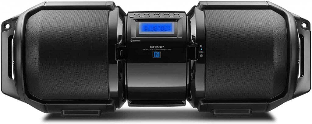 Sharp GX-BT9X bluetooth boombox speaker