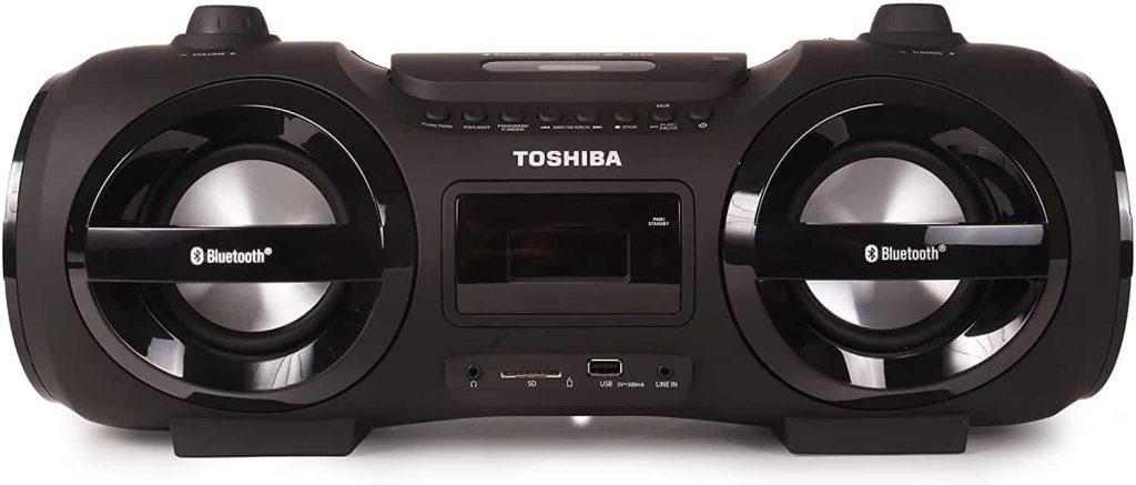 Toshiba TY CWU500 Wireless Boombox Speaker